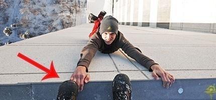 俄羅斯爬樓少年