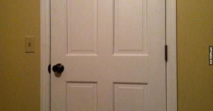 關起來的門