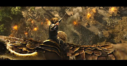萬眾期盼的《魔獸爭霸》電影預告終於釋出了!雖然才短短15秒但已經足夠讓你熱血到落淚了...