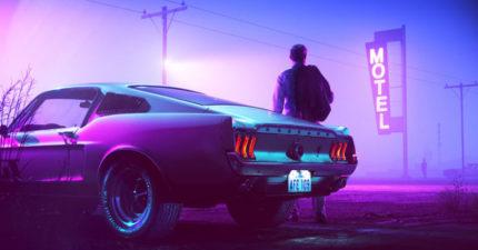 我開車,故我存在:新黑色電影(Neo Noir)美學新高《落日車神》