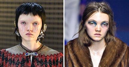 11位「粉碎社會毒觀念」的模特兒 遭酸液毀顏...她自信登上時裝週!