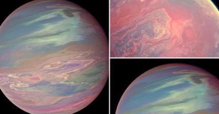 17歲NASA實習生上工第3天 發現「史上最美新行星」網瘋傳:美到好想住
