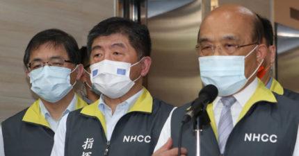 快訊/本土「單日新增180例」 陳時中急宣佈:雙北升「第三級警戒」