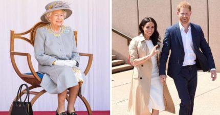 哈利梅根用「女王小名」幫寶寶取名惹議 女王「不忍了」校正事實